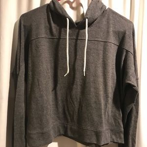 Mossimo gray sweater
